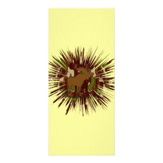 Desbloqueo Camo de los alces del camuflaje Plantillas De Lonas