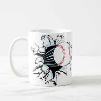 Desbloqueo del béisbol taza