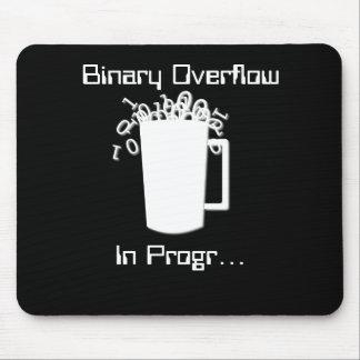 Desbordamiento binario mousepad