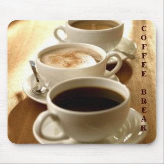 Descanso para tomar café Mousepad