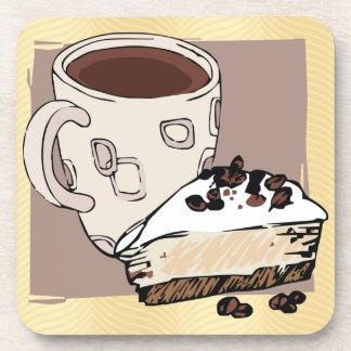 Descanso para tomar café posavasos