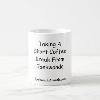 Descanso para tomar café tazas