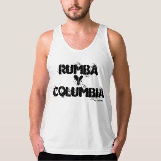 Descargador Rumba allí Columbia Playeras De Tirantes