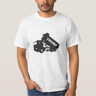 Descargue el triunfo - camión volquete playeras