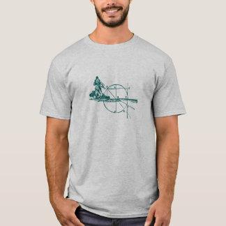 Descartes Diagram Dark T-Shirt
