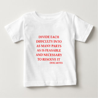 DESCARTES quote Tshirt
