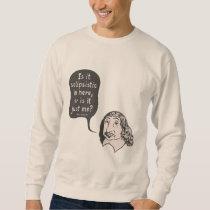 Descartes Solipsistic Sweatshirt