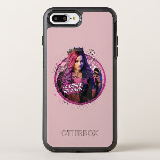 Descendants 3 | Audrey - I'd Rather Be Queen OtterBox Symmetry iPhone 8 Plus/7 Plus Case