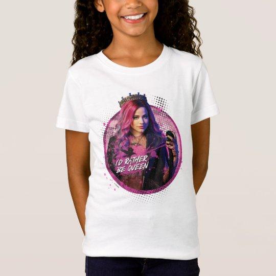 Descendants 3 | Audrey - I'd Rather Be Queen T-Shirt