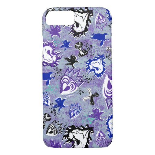 Descendants 3 | Wickedly Fierce Pattern iPhone 8/7 Case