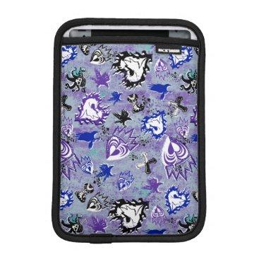 Descendants 3 | Wickedly Fierce Pattern iPad Mini Sleeve