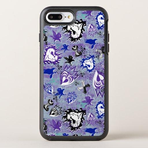 Descendants 3 | Wickedly Fierce Pattern OtterBox Symmetry iPhone 8 Plus/7 Plus Case