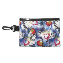 Descendants | Evie | Apple Pattern Accessory Bag