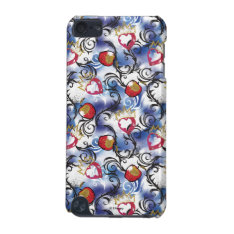 Descendants | Evie | Apple Pattern Ipod Touch (5th Generation) Case at Zazzle