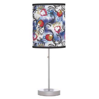 Descendants | Evie | Apple Pattern Table Lamp