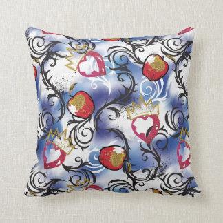 Descendants | Evie | Apple Pattern Throw Pillow