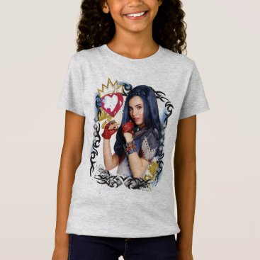 Disney Themed Descendants | Evie | Attitude is Everything T-Shirt