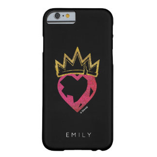Descendants | Evie | Heart and Crown Logo Barely There iPhone 6 Case