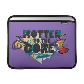 "Descendants | Evie | ""Rotten to the Core"" MacBook Air Sleeve"