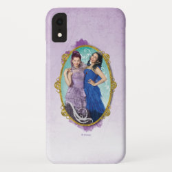 Descendants Mal and Evie Together Case-Mate Barely There Apple iPhone XR Case