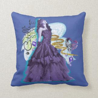 Descendants | Mal | Cotillion Style Throw Pillow