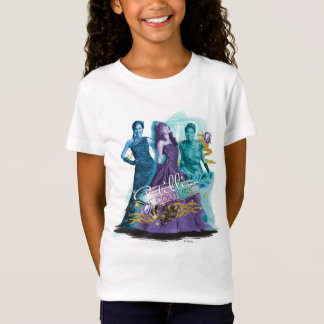 Descendants | Mal, Evie & Uma | Cotillion Couture T-Shirt