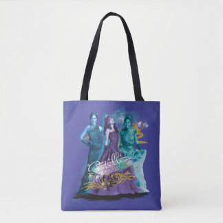 Descendants | Mal, Evie & Uma | Cotillion Couture Tote Bag