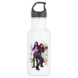Descendants | Mal & Evie | #VK Original Stainless Steel Water Bottle