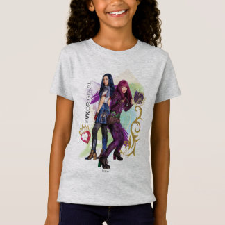 Descendants | Mal & Evie | #VK Original T-Shirt