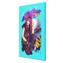 Descendants | Mal | Misunderstood Canvas Print