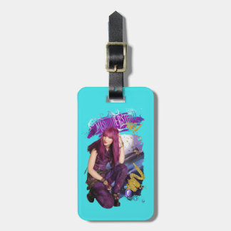 Descendants | Mal | Misunderstood Luggage Tag