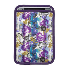 Descendants | Mal | Two-headed Dragon Pattern Ipad Mini Sleeve at Zazzle