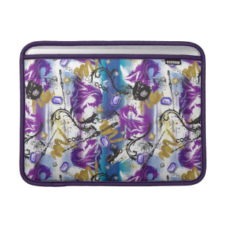Descendants | Mal | Two-Headed Dragon Pattern Sleeve For MacBook Air