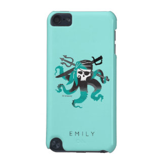 Descendants | Uma | Pirate Skull Logo iPod Touch 5G Case