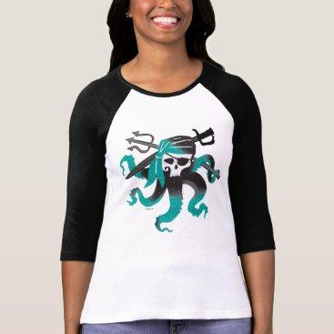 Disney Themed Descendants | Uma | Pirate Skull Logo T-Shirt