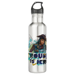 Descendants | Uma | Trouble is Here Stainless Steel Water Bottle