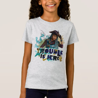 Descendants | Uma | Trouble is Here T-Shirt