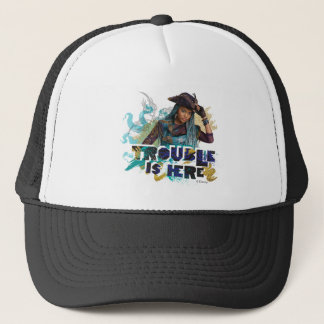 Descendants | Uma | Trouble is Here Trucker Hat