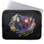 Descendants | Wickedly Cool Best Friends Computer Sleeve<br><div class='desc'>Mal, Evie, Carlos and Jay are back in this colorful design inspired by the enchanting teen fantasy drama, Descendants 2. The villainous foursome embark upon a royal adventure in the exhilarating sequel. The four best friends strike a defiant pose in this wickedly cool design. Kids, adults and lovers of fairytales...</div>