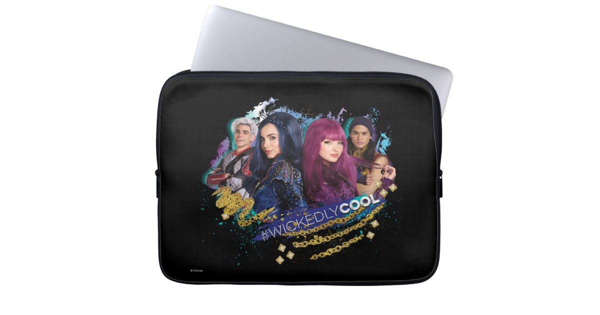 Wickedly Cool Best Friends Computer Sleeve