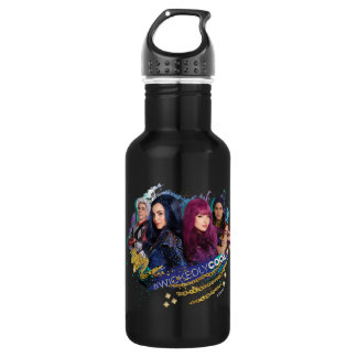 Descendants | Wickedly Cool Best Friends Stainless Steel Water Bottle