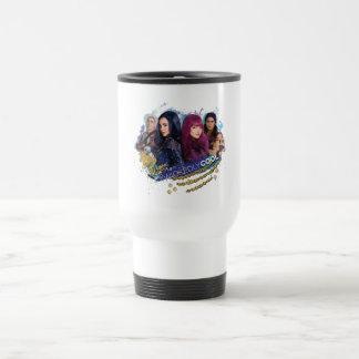 Descendants | Wickedly Cool Best Friends Travel Mug