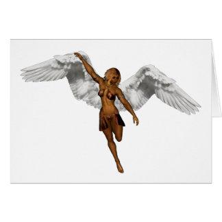 DESCENDING ANGEL v3 Card