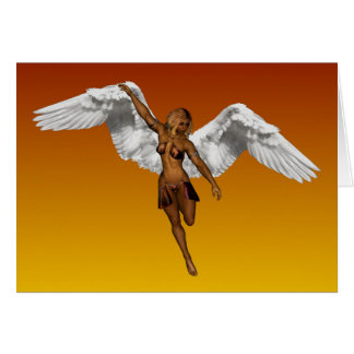 DESCENDING ANGEL v.2 ~ Card