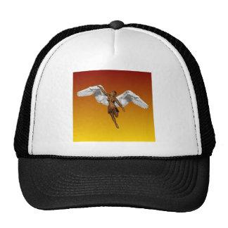 DESCENDING ANGEL v.2 Mesh Hats