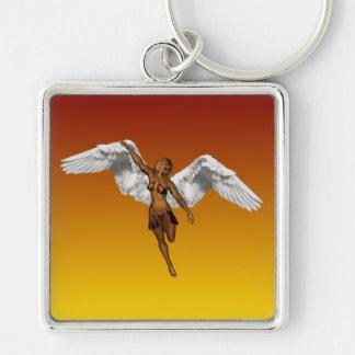 DESCENDING ANGEL v.2 ~ Keychain