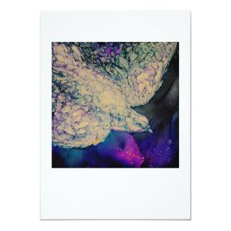"""""""Descending Dove of Light"""" Card"""