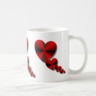 Descending Hearts Mug
