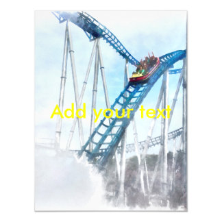 Descending into water magnetic card