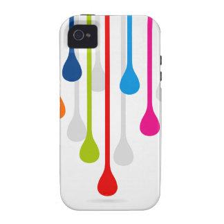 Descenso Carcasa Case-Mate Para iPhone 4